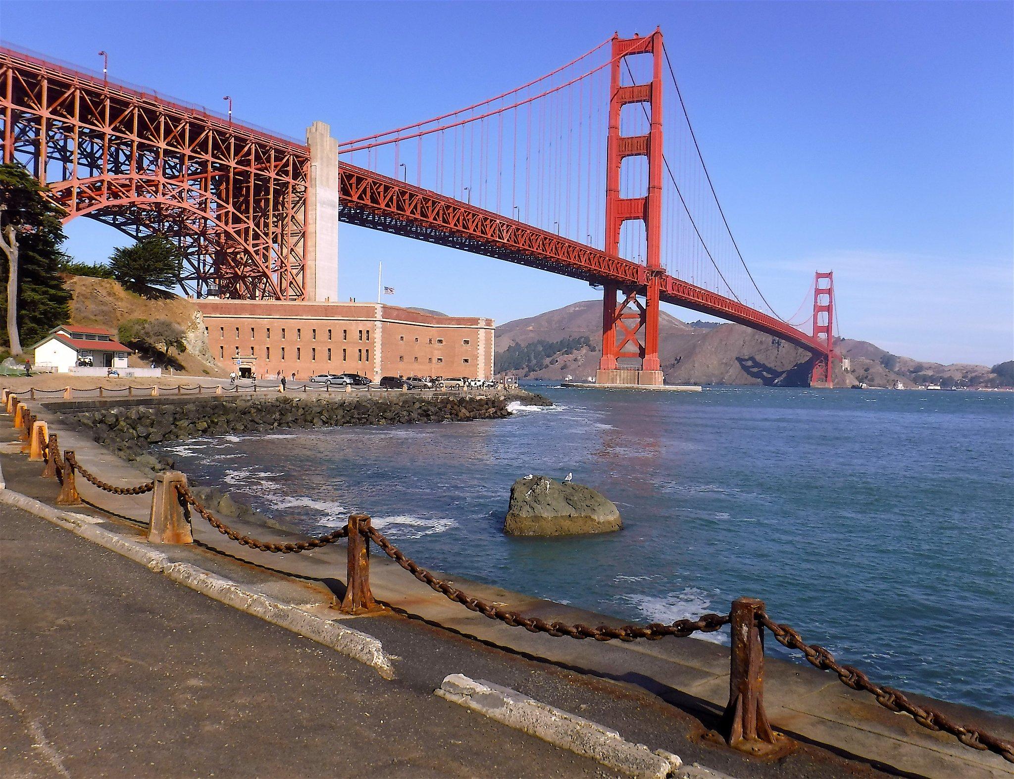 Sunday Getaway To The Golden Gate Bridge