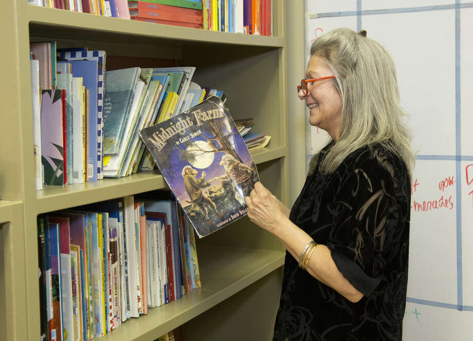 Take a literary journey with Angela Colton and her fun-loving staff at The Woodlands Children's Museum at the Usborne Book Fair on Friday, Aug. 12, and Saturday, Aug. 13.