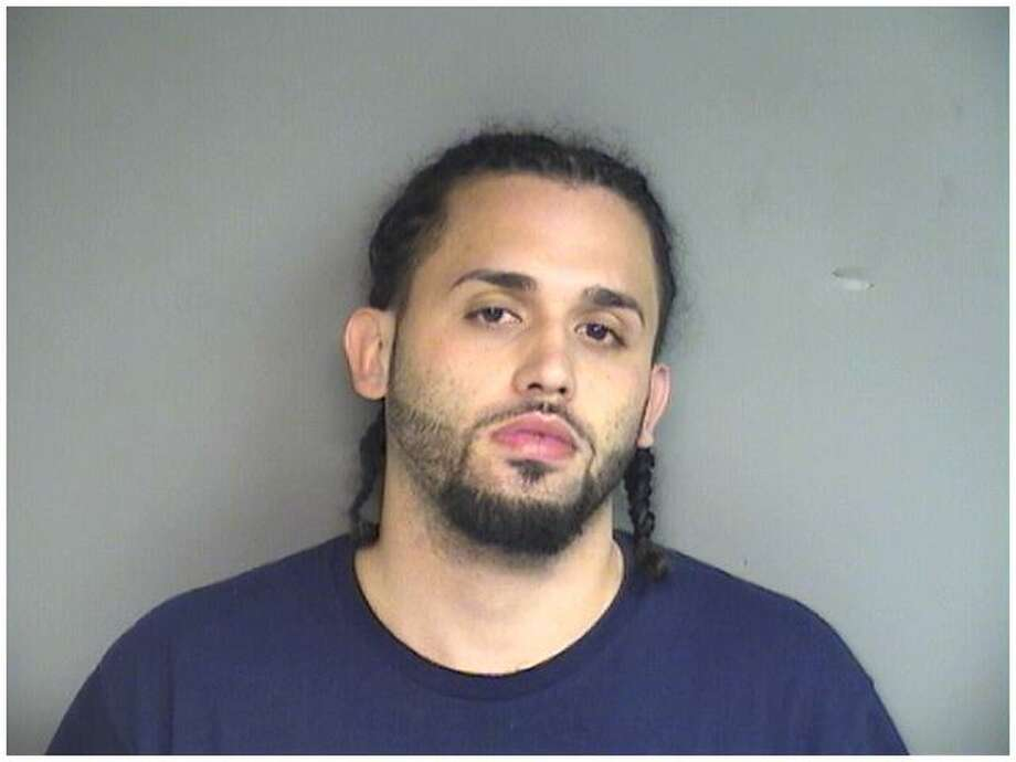 Edwin Montalvo, 27, of Stamford, was charged Wednesday morning for fighting with two secuirty guards at Stamford Hospital, police said. Photo: Stamford Police Department / Contributed Photo / Stamford Advocate Contributed