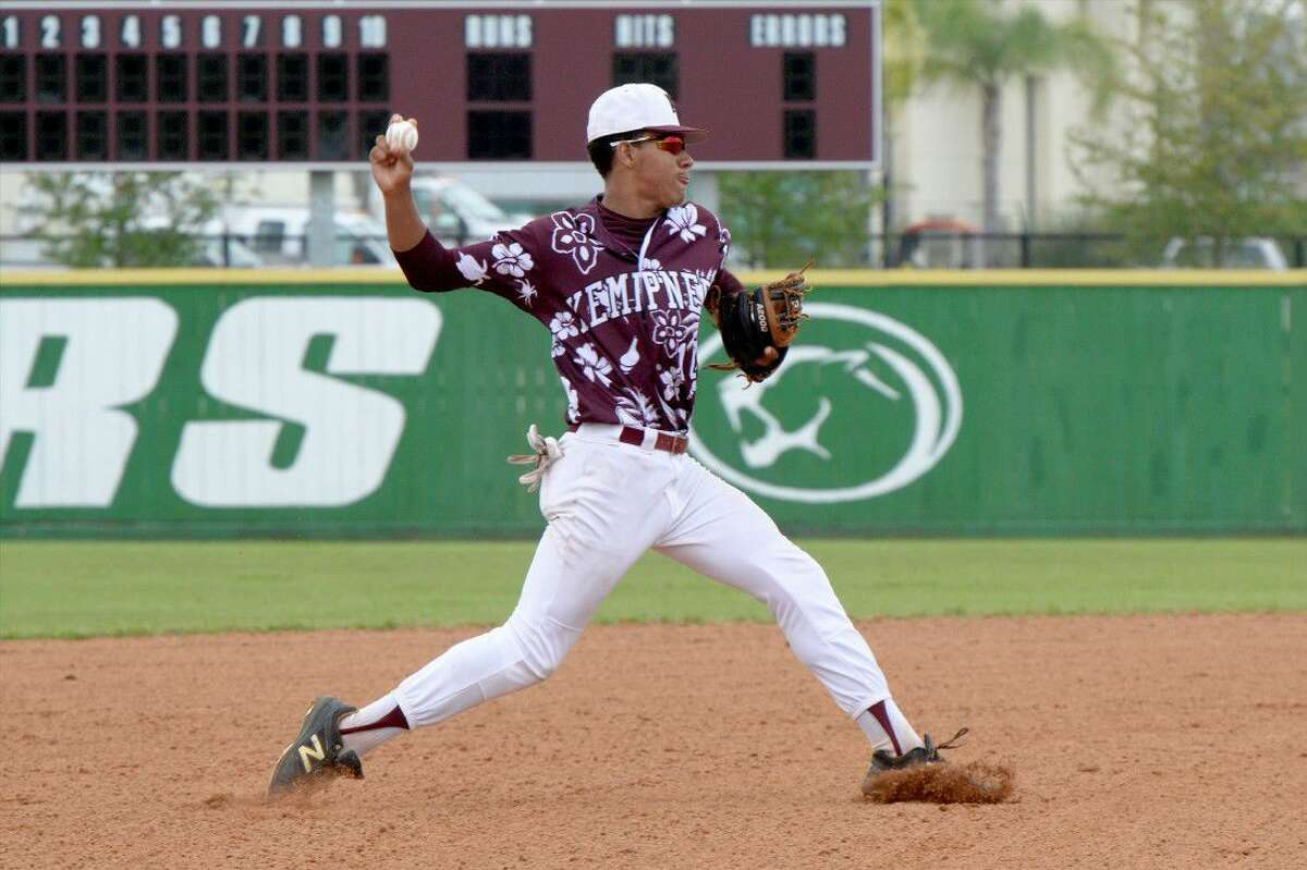 Simeon Woods-Richardson, pitcher, Kempner Signed with Texas