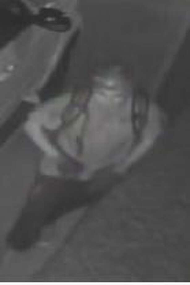 Photo of one of the alleged suspects.
