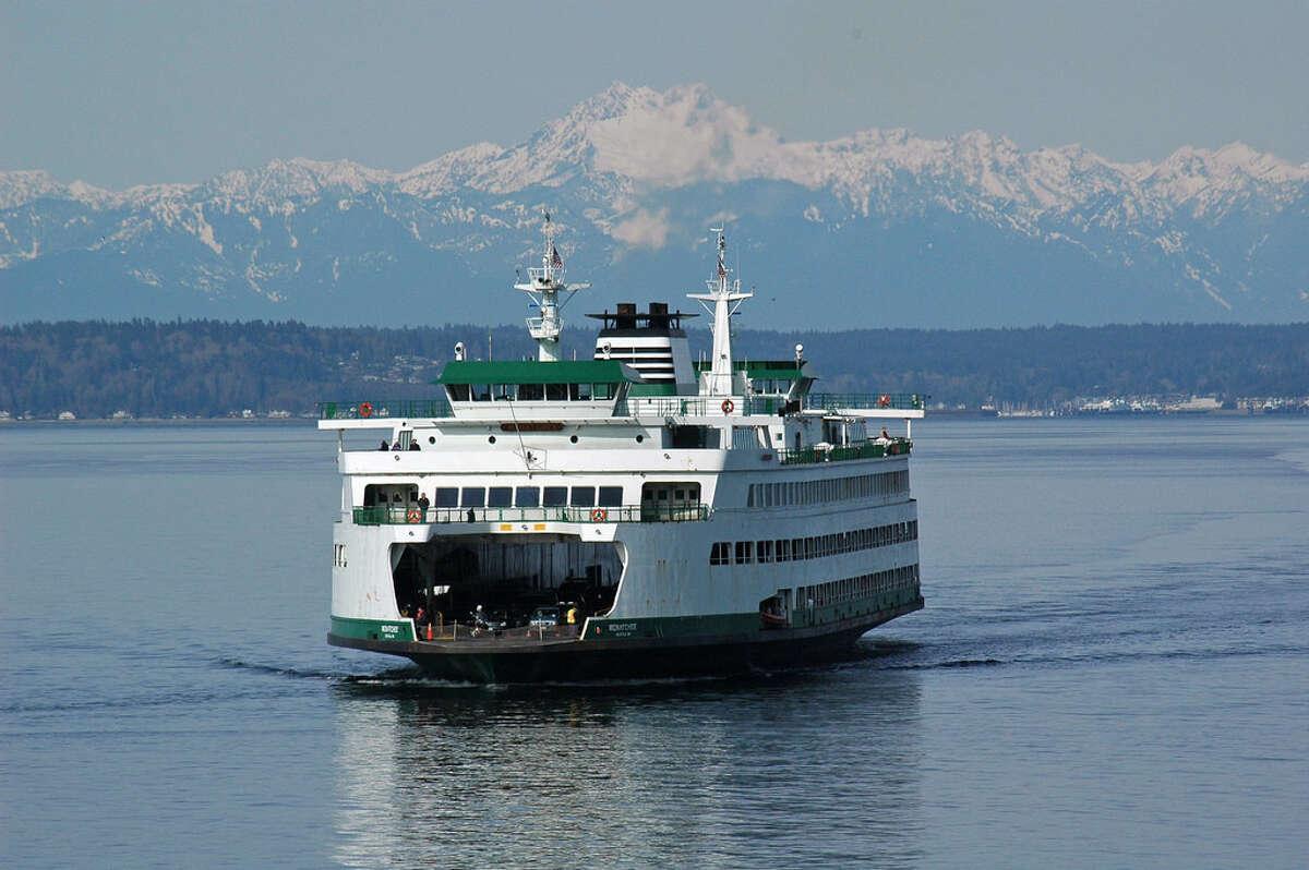Washington state ferry M/V Wenatchee