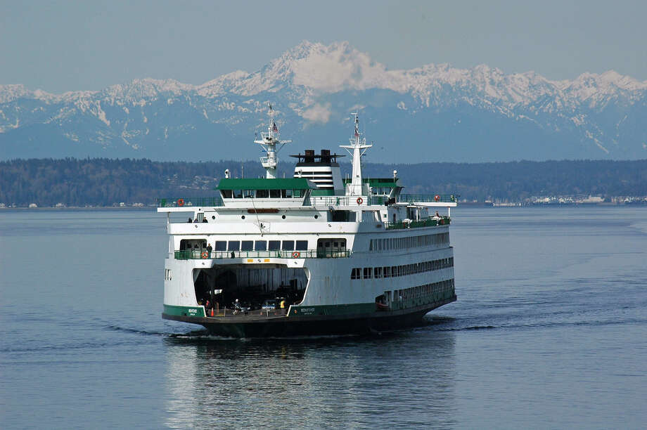 Washington state ferry M/V Wenatchee Photo: Courtesy Washington State Ferries
