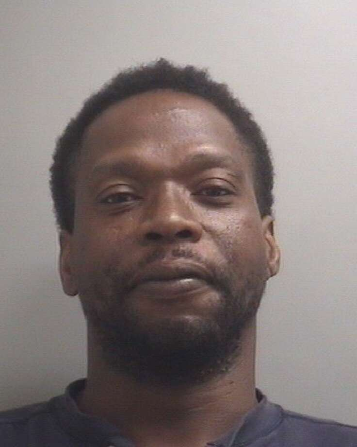 Upon his arrest, Margus Johnson, 39, was found asleep in a stolen car and subsequently charged with several felony offenses in connection with a series of local thefts and burglaries.
