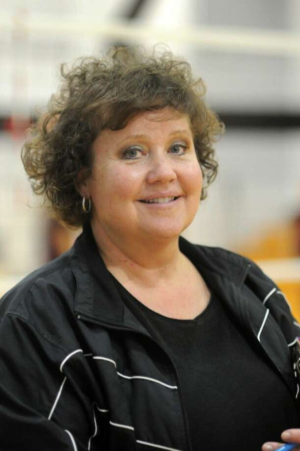New Caney Head Volleyball Coach Shawn Meredith Photo: Jerry Baker