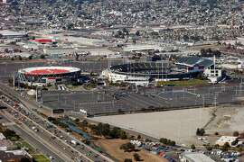 Oakland Coliseum Complex in Oakland, Calif., on Thursday, October 6, 2016.