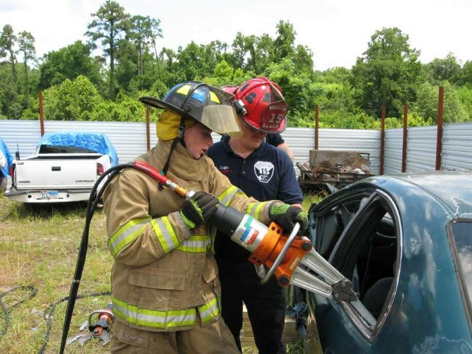 The New Caney Fire Department is currently seeking volunteers to help get back to the days when volunteerism was at the heart of the fire service. Photo: Submitted Photo