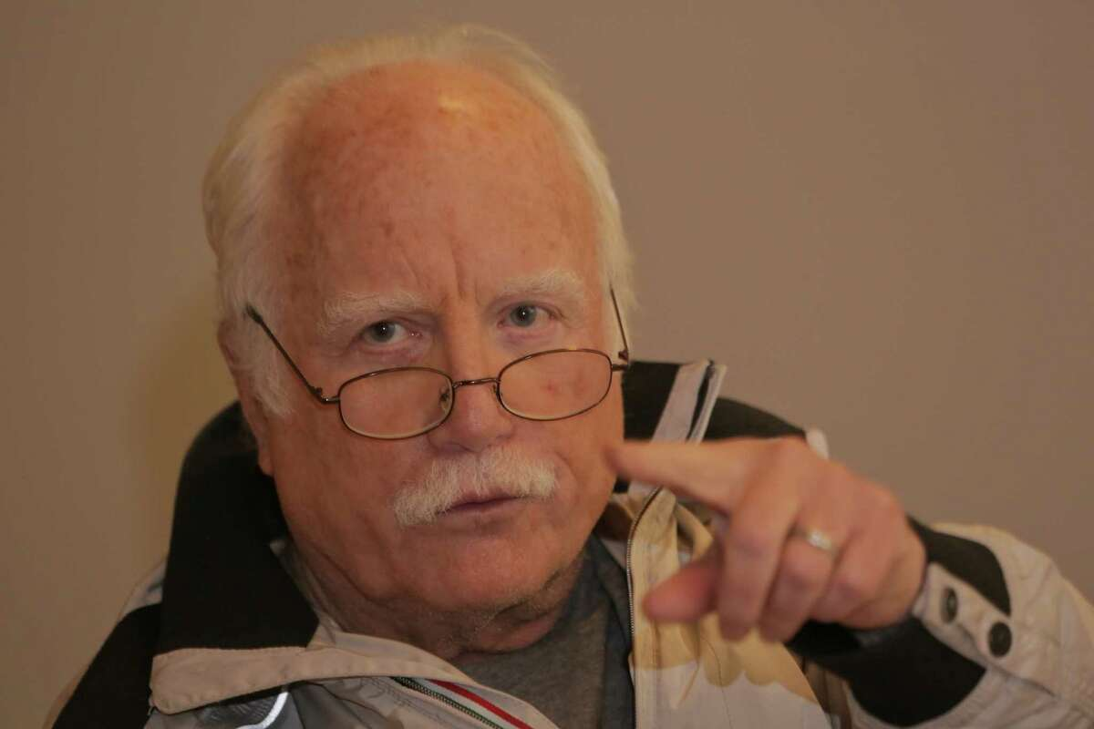 Academy Award winning actor Richard Dreyfuss is starring as Albert Einstein in a production of