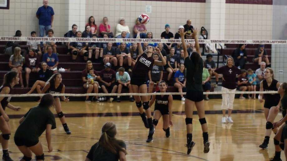 The Tarkington LadyHorns scrimmaged against Livingston on Friday morning, Aug. 5, and head to Baytown Sterling for another scrimmage on Saturday. The LadyHorns play their season opener at Kingwood Park on Monday, Aug. 8. Photo: Casey Stinnett