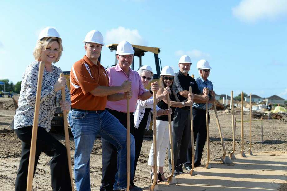 Pasadena ISD officially broke ground Tuesday morning on the new Dobie Ninth Grade Campus. Part of a 175 million bond package approved by voters in 2014, the campus will house ninth graders as well as make room for Early College High School programs
