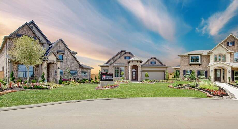 Newmark Homes has started sales in Grand Ridge Crossing a suburban infill project at Westpark Tollway and Peek Road that is zoned to high-performing schools in the Katy Independent School District. Photo: Jonathan D Calvert