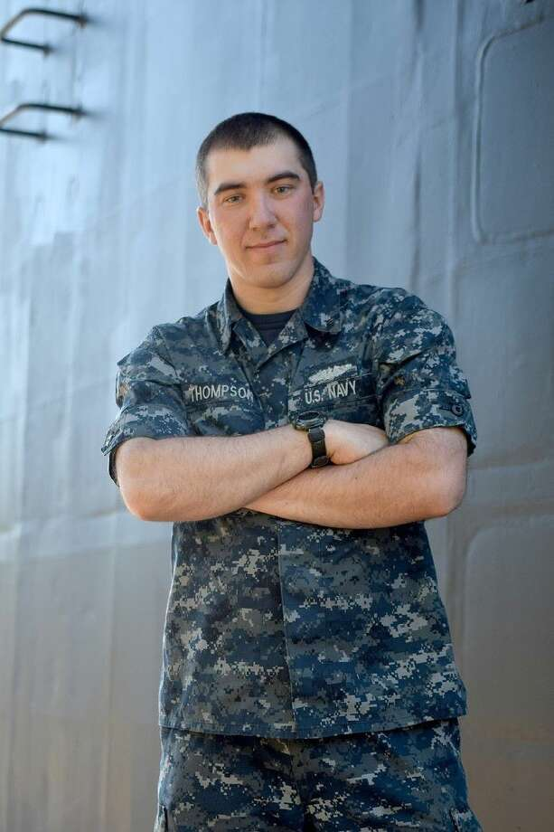 A 2009 Langham Creek High School graduate and Cypress native is serving in the U.S. Navy as part of a crew working aboard one of the world's most advanced ballistic missile submarines, the USS Kentucky. Photo: Submitted