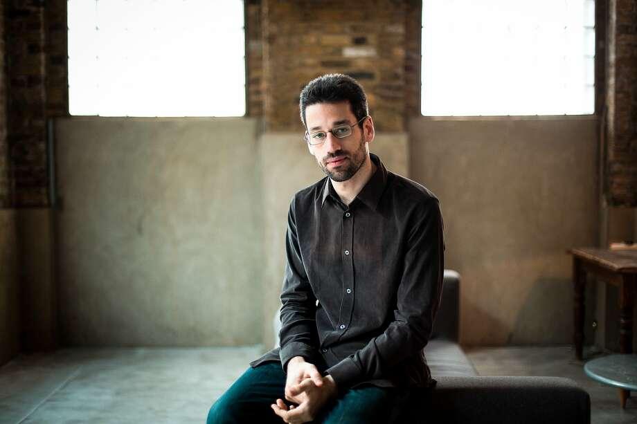 Pianist Jonathan Biss Photo: Benjamin Ealovega