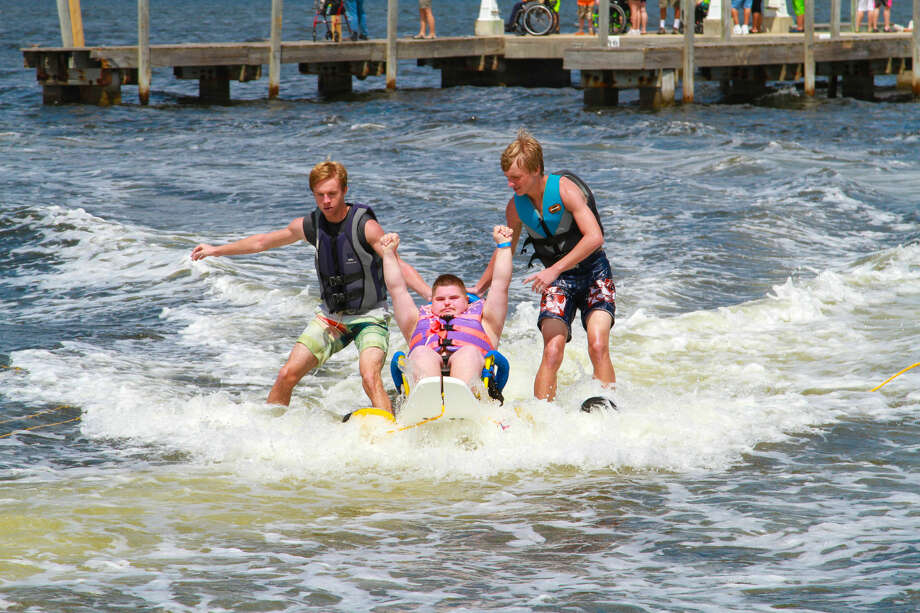 Individuals with special needs are invited to a day at the beach with Moody Gardens and Texas Adaptive Aquatics to participate for free in adaptive sports designed just for them. In its 26thyear, the annual Adaptive Sports Festival will be celebrated Aug. 27 from 10 a.m. to 4 p.m. at Moody Gardens Palm Beach.