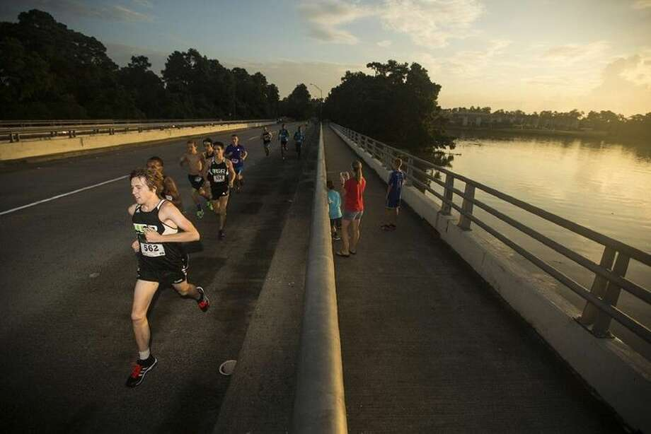 The Lake Houston Area Chamber will host the sanctioned race at 7 a.m., Saturday, Aug. 20 at Kings Harbor on Lake Houston.