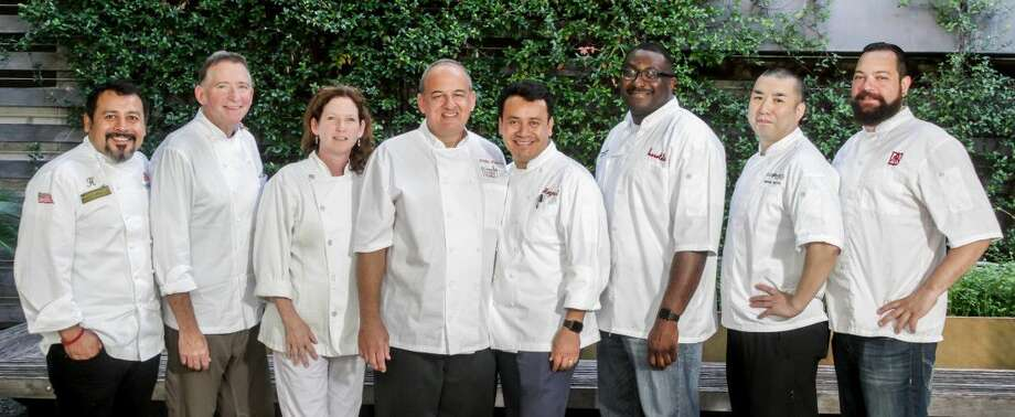 Ten of Houston's top chefs will come together in one kitchen at The Beacon Day Center on Sept. 22, combining their culinary talents to raise funds for The Beacon and its programs that serve Houston's homeless. Photo: Courtesy Photo
