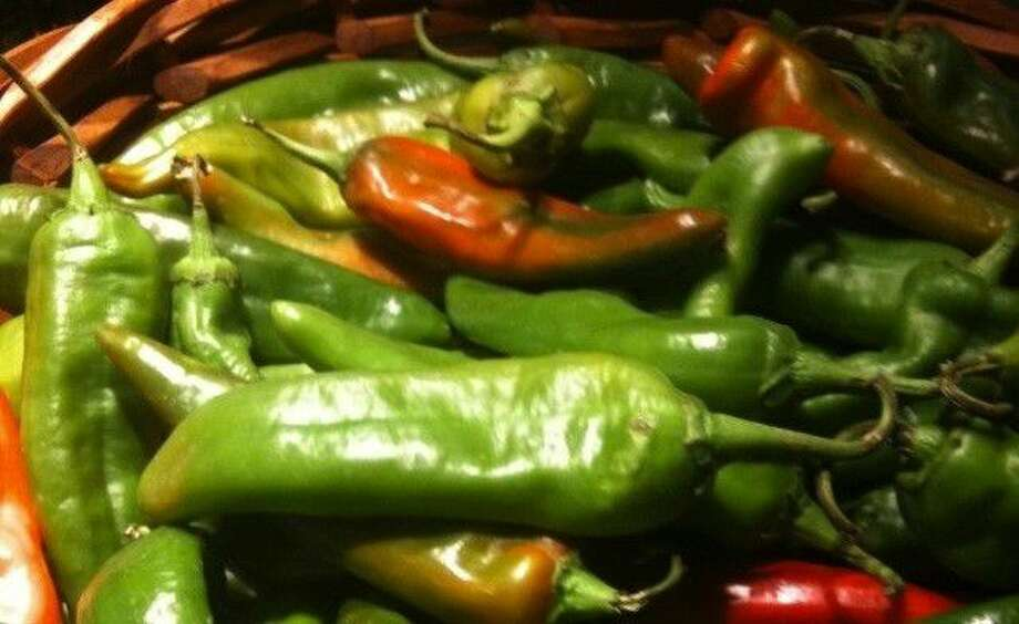 Happiness down south is Hatch chile season and the timing couldn't be better. Photo: Courtesy Photo