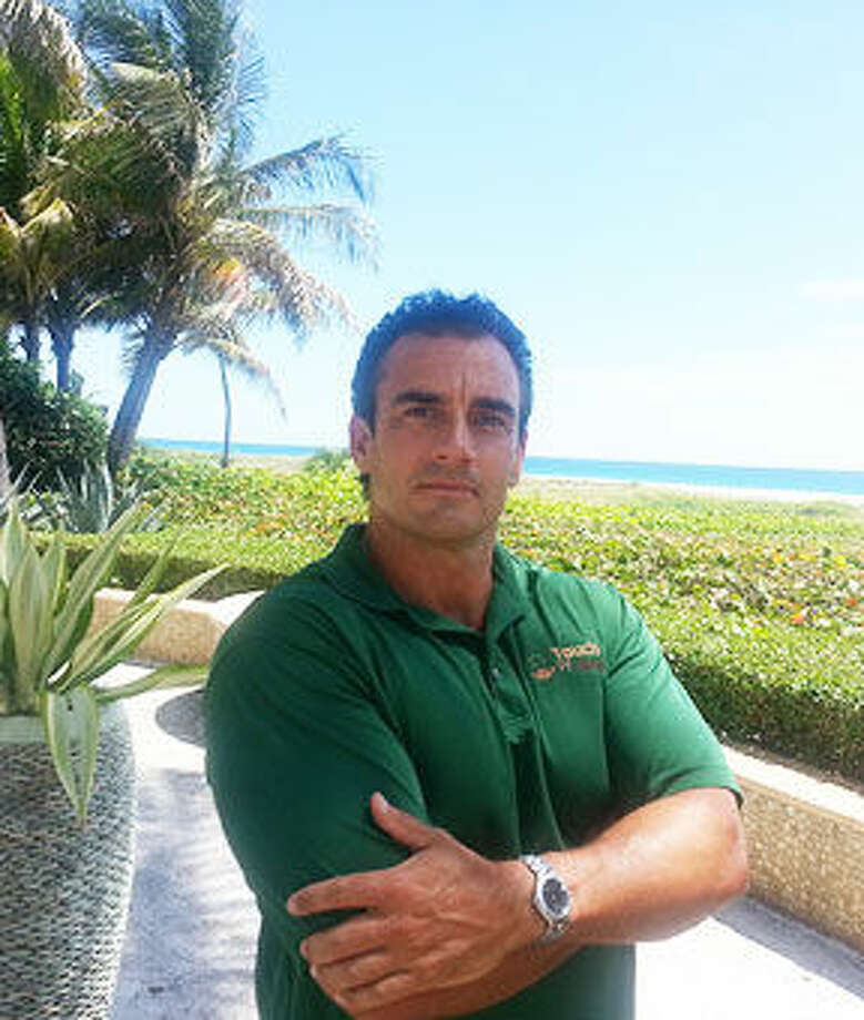 Founder and CEO of Touch Up Teak, Paul Murray.