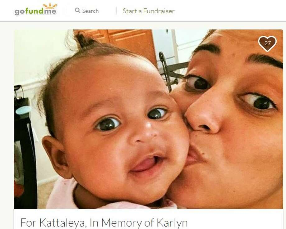Karlyn Ramirez, 24, was found dead Aug. 24, 2015 with her then five-month-old daughter by her side. An Army soldier stationed in San Antonio and his girlfriend were arrested Thursday Oct. 6, 2016 in connection with the killing. Photo: Gofundme Screen Shots