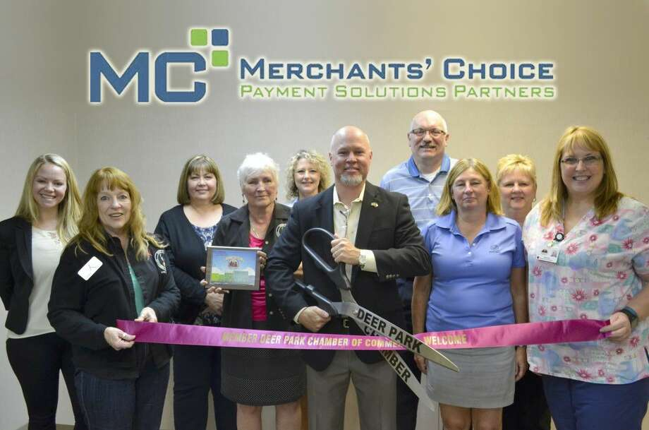The Deer Park Chamber hosted a ribbon cutting to welcome MCPS Partners to the community last week.