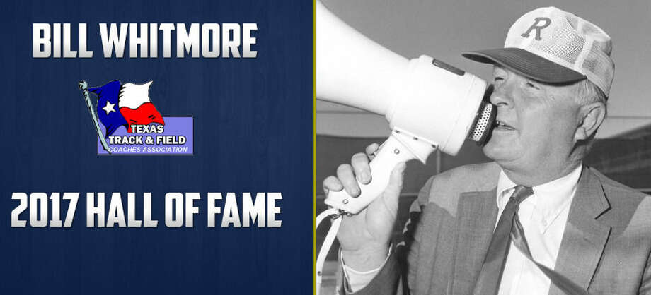 Longtime Rice sports information director Bill Whitmore, one of the pioneers in the industry and voice of the Texas Relays and UIL state track and field meet, will be inducted into the Texas Track & Field Coaches Association Hall of Fame. Photo: Rice University Athletics