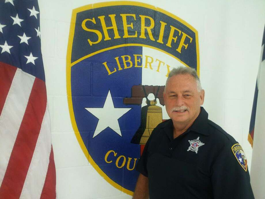 Deputy Darrell Werner is the Liberty County Sheriff's Office employee of the month for August. Photo: Submitted
