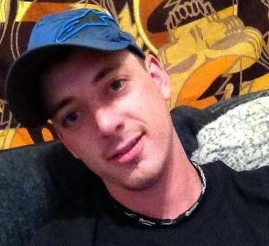 The body of Casey Clark, 29, was found Thursday. Photo courtesy of Facebook.