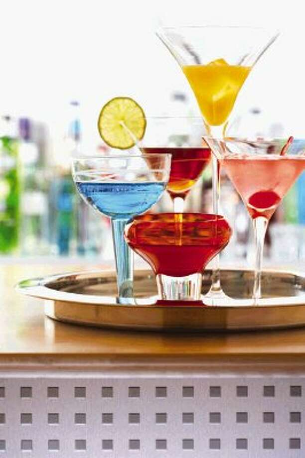 Happy hour should be just that - a happy occasion. And it can be a healthy one, too.