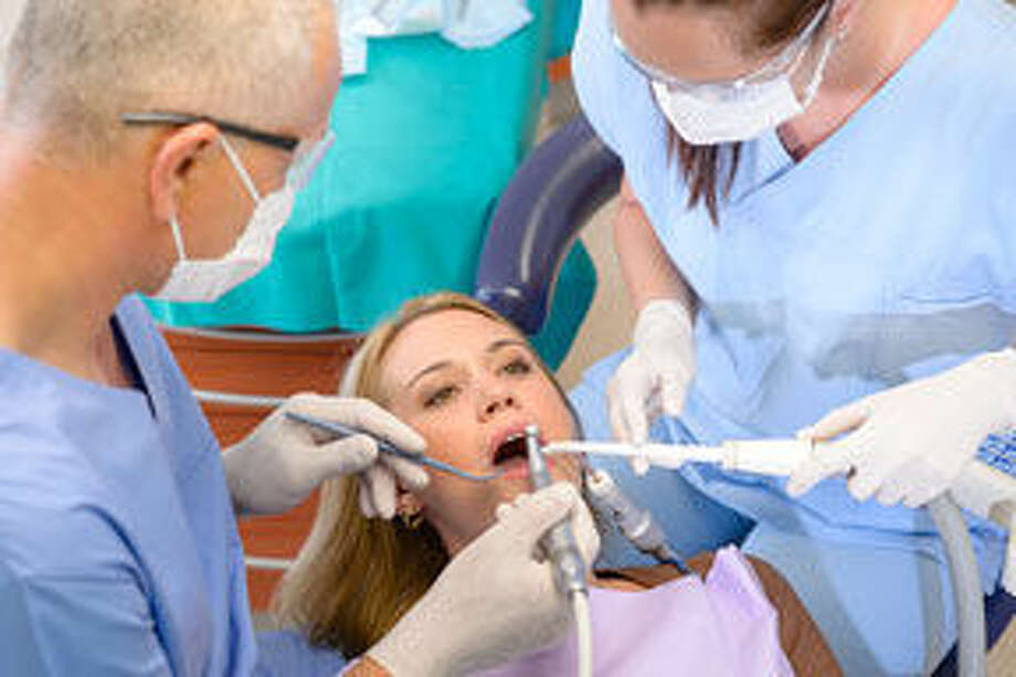 CheckupTexas is 46th of 51 in percentage of adults who visited a dentist in the past year.