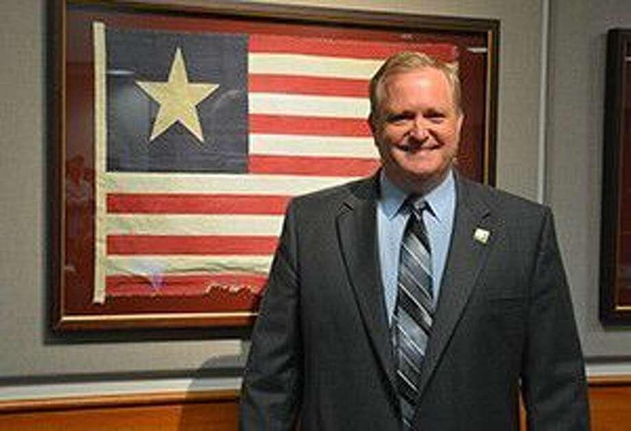 Chris Smith serves as the Katy ISD chief financial officer. Photo: Katy ISD Photo