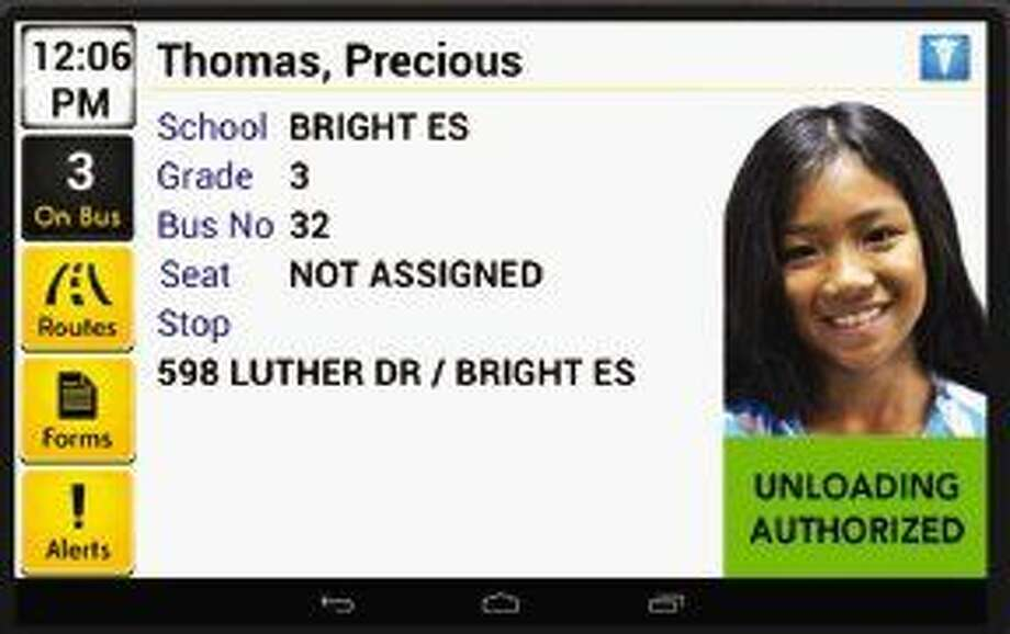 All students will receive a plastic SMART ID that looks just like the ID card currently used by high school and middle school students.
