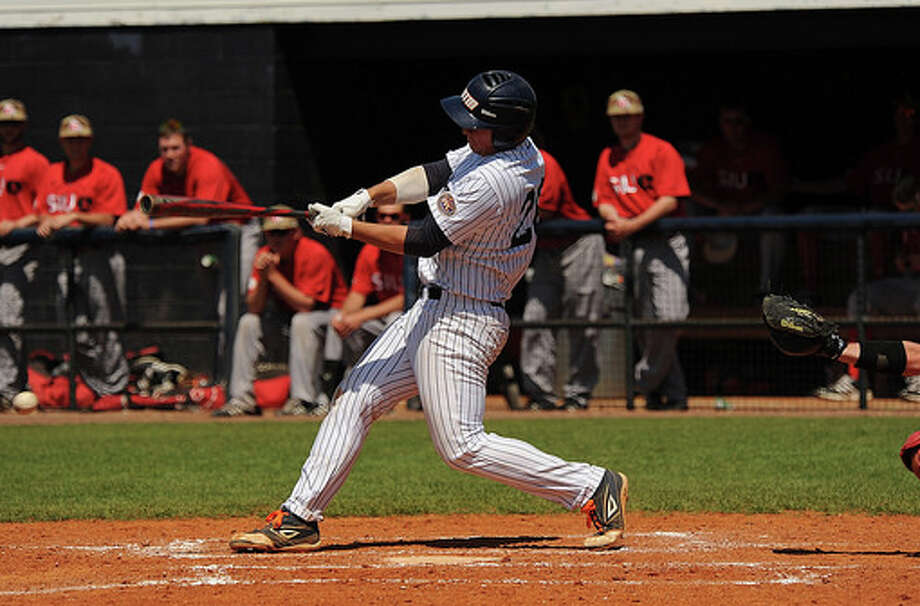 Kingwood Park grad Ben Upton was named All-Ohio Valley Conference and freshman All-American for his standout rookie season at UT-Martin. Photo: UT-Martin