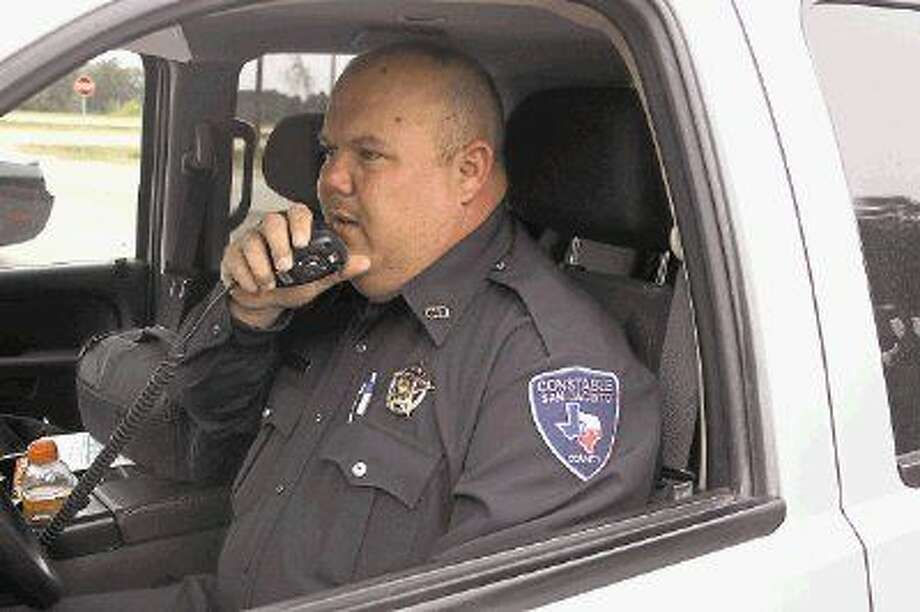 Roy Pippin Jr. is the Pct. 2 Constable of San Jacinto County. He hopes to make Shepherd, Texas, the city within his precinct, a much better place for children. Photo: Jacob McAdams