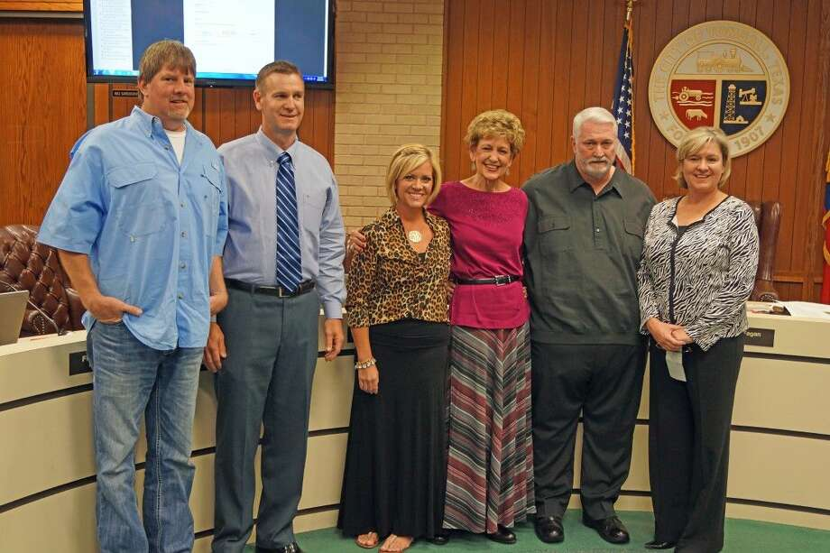 Roger Matheson recently made a donation to the city of Tomball to honor his late brother, Councilman Jerry Matheson. Photo: Submitted Photo