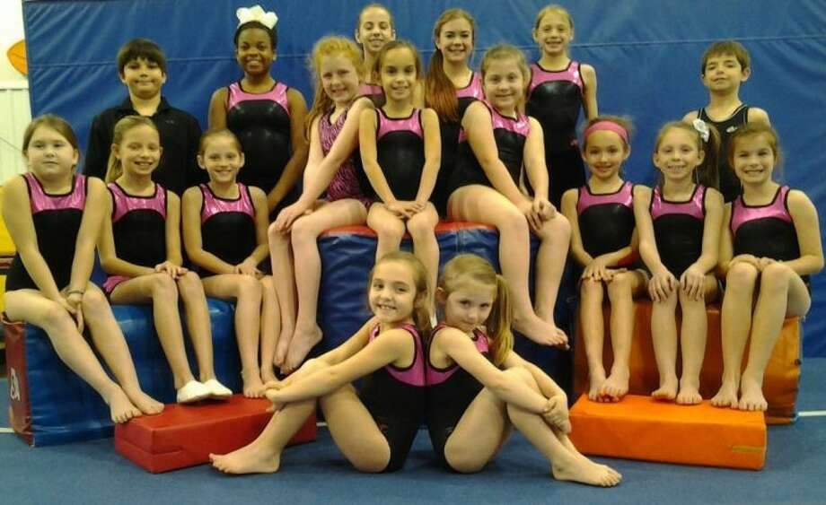 Gymnasts from Tarkington Athletic Center earned multiple awards at the USAG Texas State Championship on April 12 in Cedar Park, Texas.