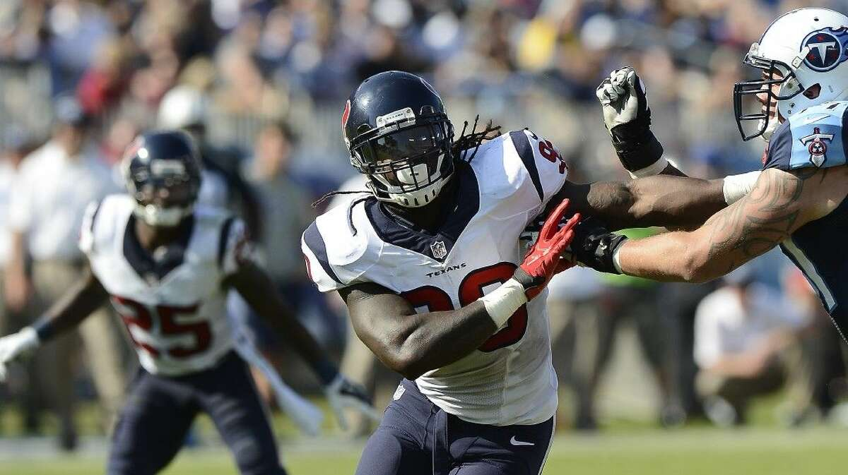 The Texans are hopeful that outside linebacker Jadaveon Clowney will play this week against the Cleveland Browns.