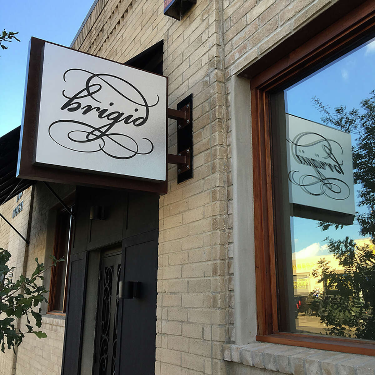 Brigid opened in 2015 at803 S. St. Mary's St.
