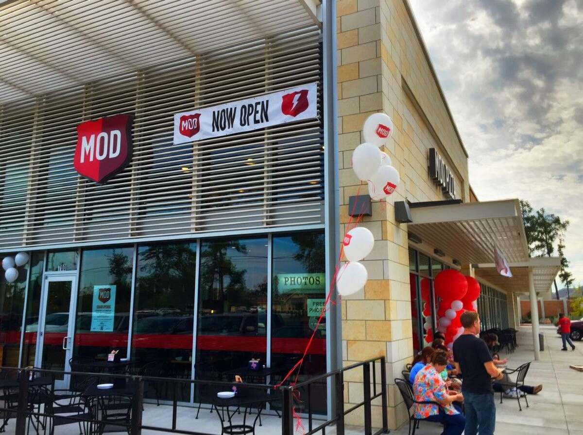 MOD Pizza is located at 10123 Louetta Road, Houston, TX, 77070.