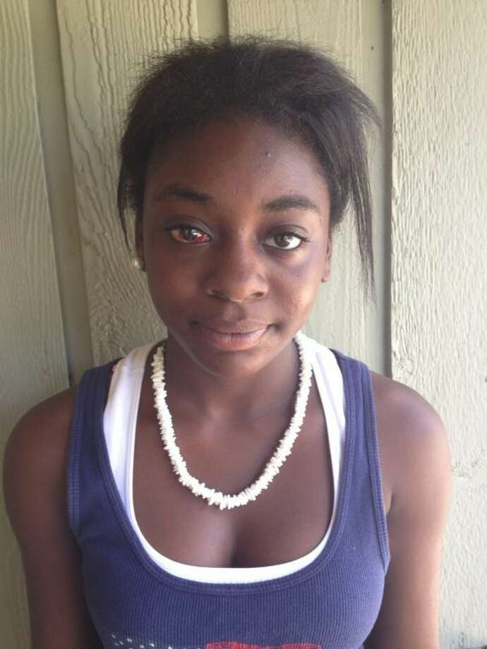 Maya Francois, 15, ran away from a group home in north Fort Bend County Friday, June 27, with her 8-year-old brother who suffers from Down syndrome. Photo: Photo Courtesy FBCSO