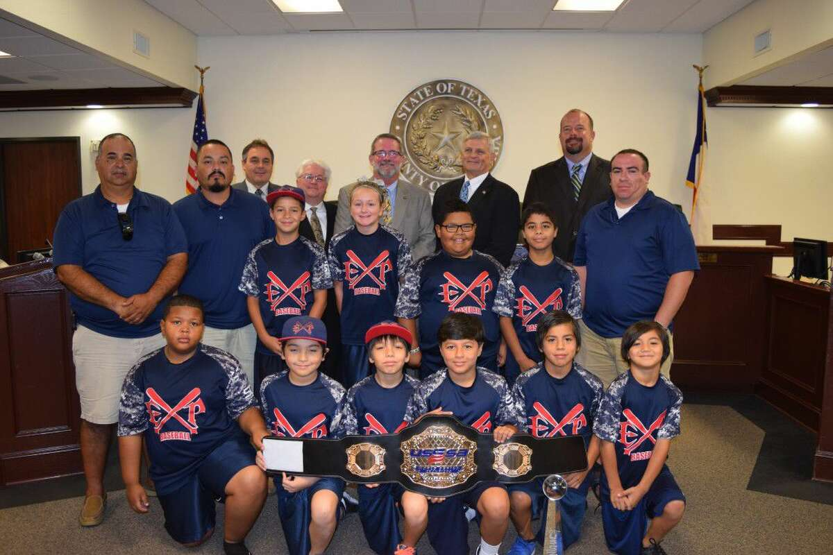 The EXP, a select team of 10 year olds from Freeport, Lake Jackson, and Angleton area posted a 6-2 record to win the lower bracket championship, outscoring their opponents 73- 40. The team players are: Team players are Christian Reynolds, Dylan Contreras, Viggo Arechiga, Jayden Rivera, Emanuel Angulo, Josh Diaz, Sebestian Celedon, Nathan Cruz, Jayden Torres, and Harlee Fonville. The team was led by outstanding plays from Nathan Cruz and Sebastian Celedon, Christian Reynolds, and Jayden Torres. Harlee Fonville was not only one of the only girls in the tournament, she pitched a complete game in the championship only giving up two runs. This team was coached by Cesar Arechiga (manager), Arturo Guevara (general manager), and assisted by Keven Contreras, Randy Perez, and AJ Guevara.