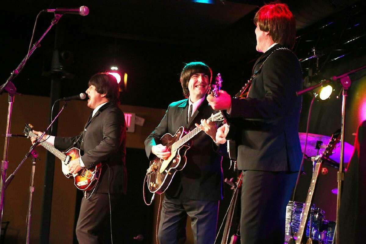 The Fab 5 Beatle's tribute band perform the final concert of the 2016 Alvin Live Summer Series on August 11.