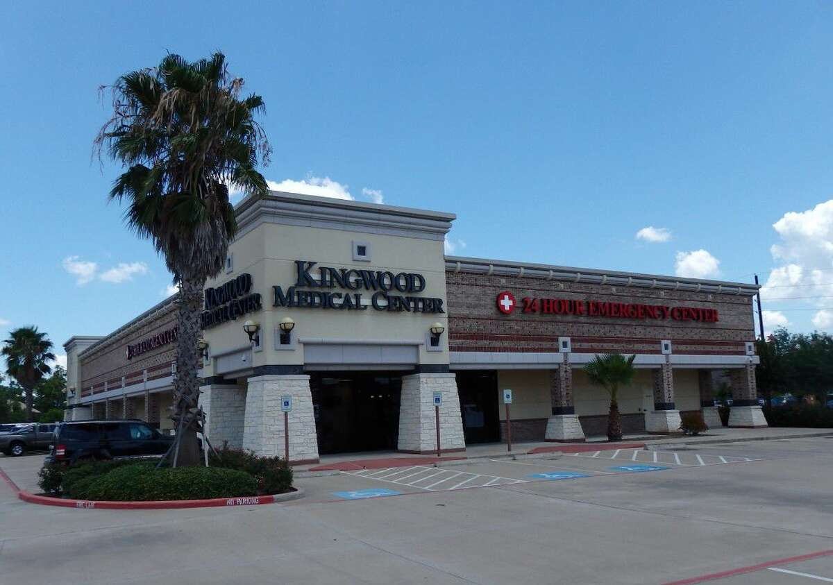 The new emergency department in Cleveland will be similar to this one in Fall Creek, according to Kingwood Medical Center's CEO Melinda Stephenson.