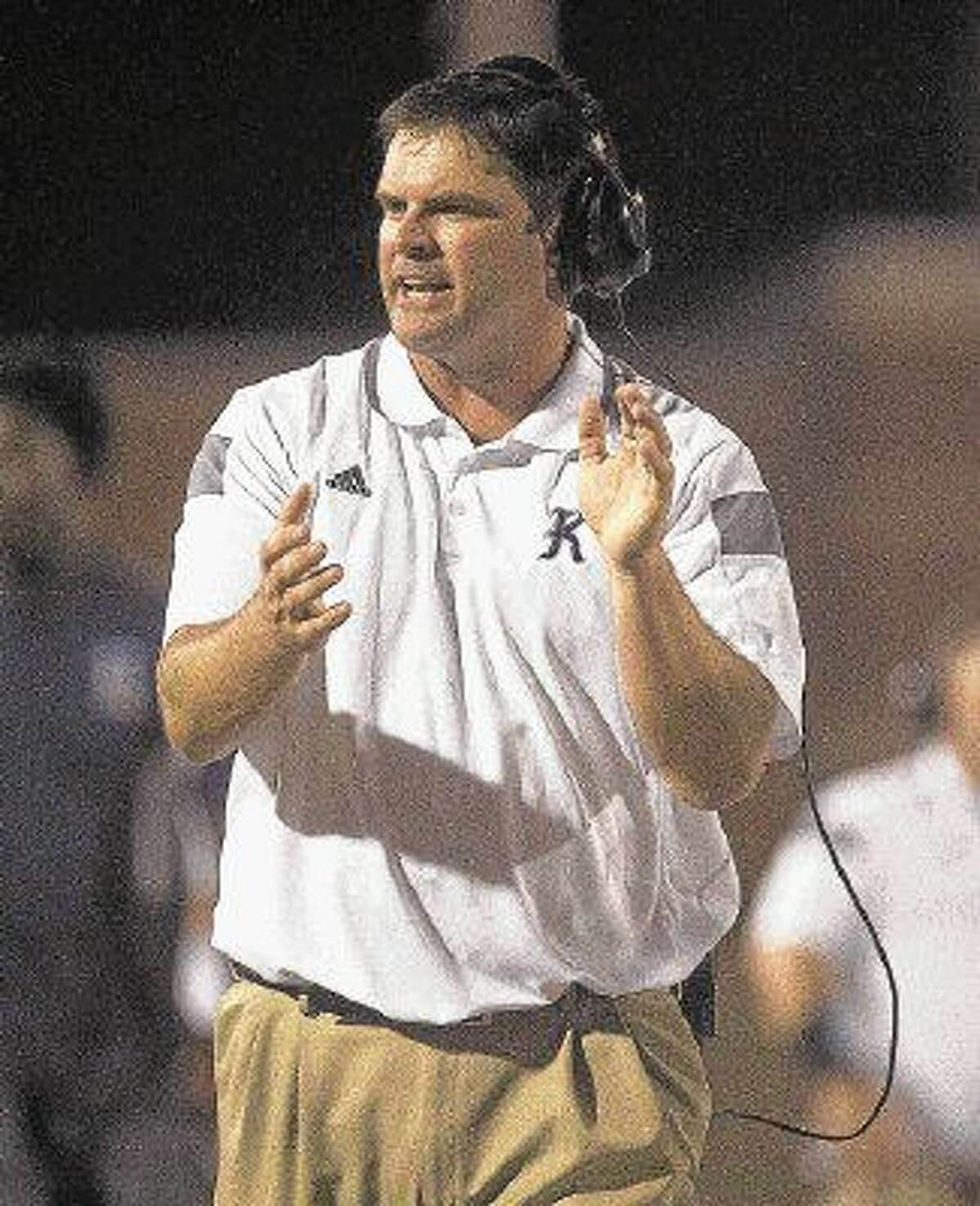 Kingwood head coach Barry Campbell has high hopes for his Kingwood Mustangs this season.