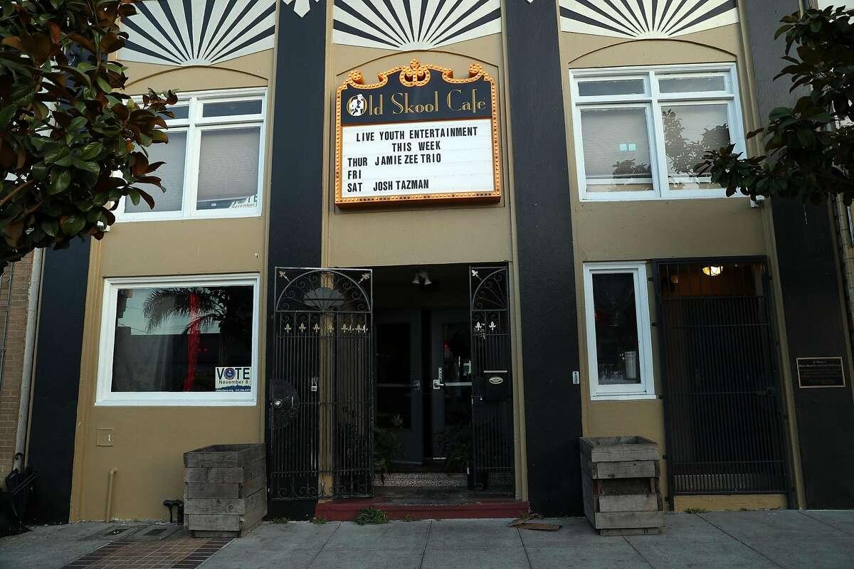 Old Skool Cafe in San Francisco, Calif., on Thursday, October 6, 2016.