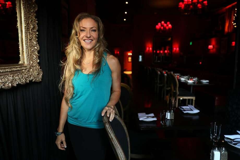 Teresa Goines at Old Skool Cafe in San Francisco, Calif., on Thursday, October 6, 2016. Photo: Scott Strazzante, The Chronicle
