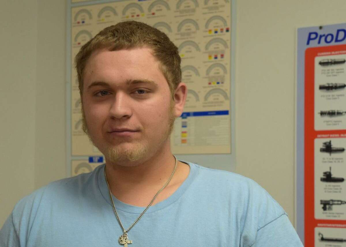 Macay Bahner, a Magnolia native and graduate of Magnolia West High School, is ready to start his career after training in the diesel equipment technology program at Texas State Technical College.