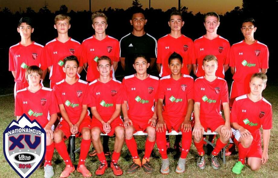 The Texans 02 and 01 Kingwood teams arrived at the National Cup representing, the Texans Soccer Club, the Kingwood Division and South Texas soccer after finishing at the top of the United Soccer Clubs League.