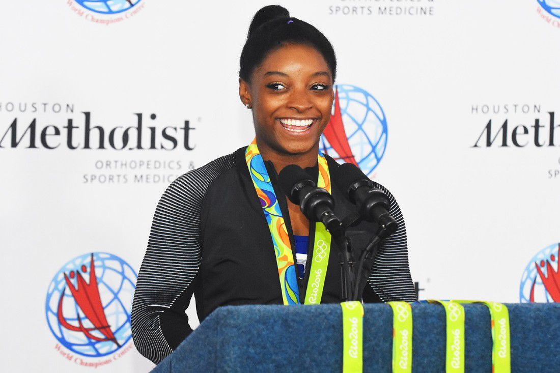 Creech: Simone Biles a game-changer in more ways than one