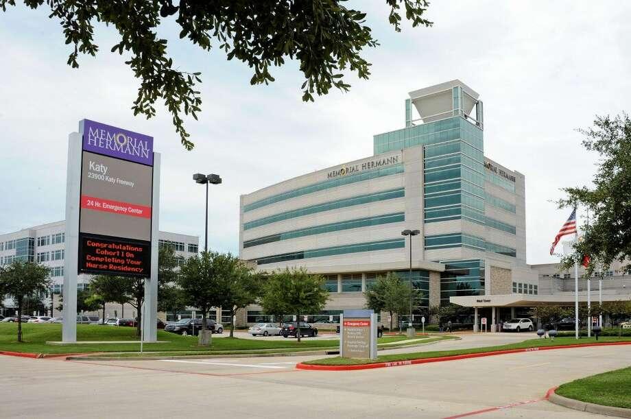 Memorial Hermann Hospital-Katy Photo: Staff