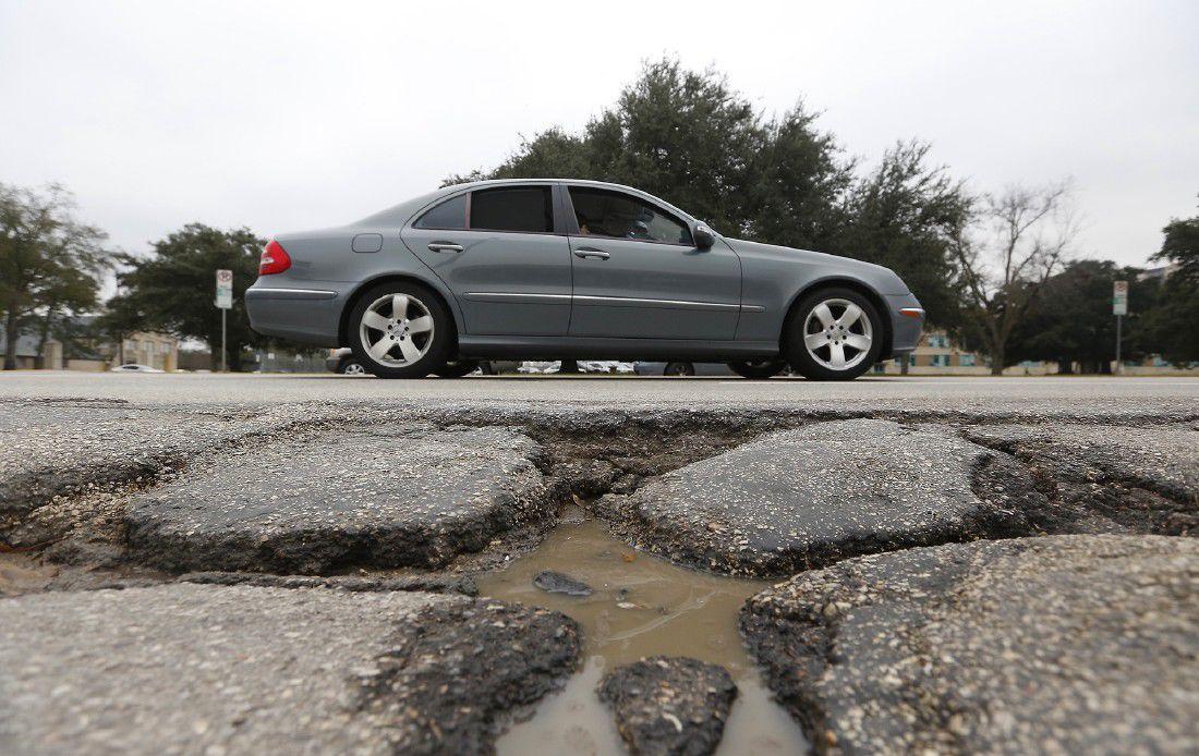 Here's how many Houston potholes were filled-in so far in 2018 - Houston Chronic...